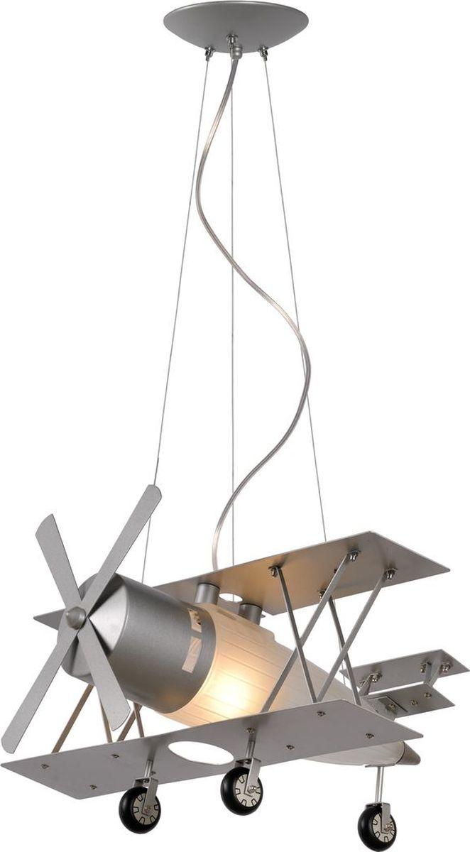 Светильник подвесной Lucide Focker, цвет: белый, E27, 20 Вт. 77468/01/3677468/01/36