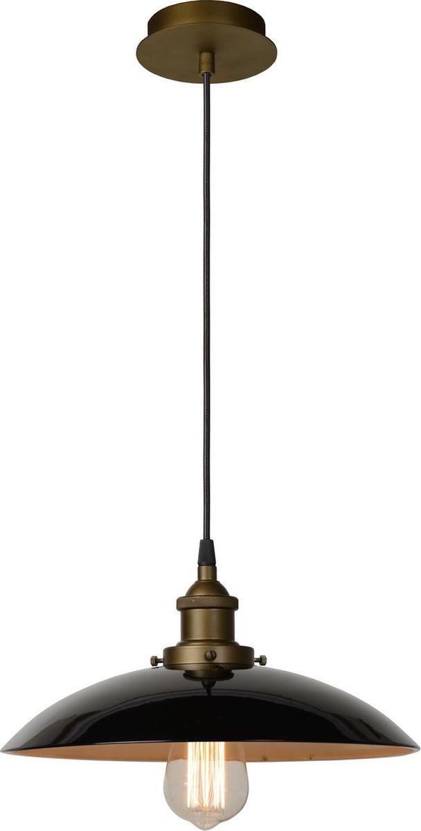 Светильник подвесной Lucide Bistro, цвет: черный, E27, 60 Вт. 78310/32/3078310/32/30
