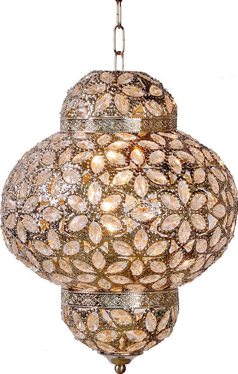 Светильник подвесной Lucide Djerba, цвет: серый, E27, 60 Вт. 78365/01/1478365/01/14