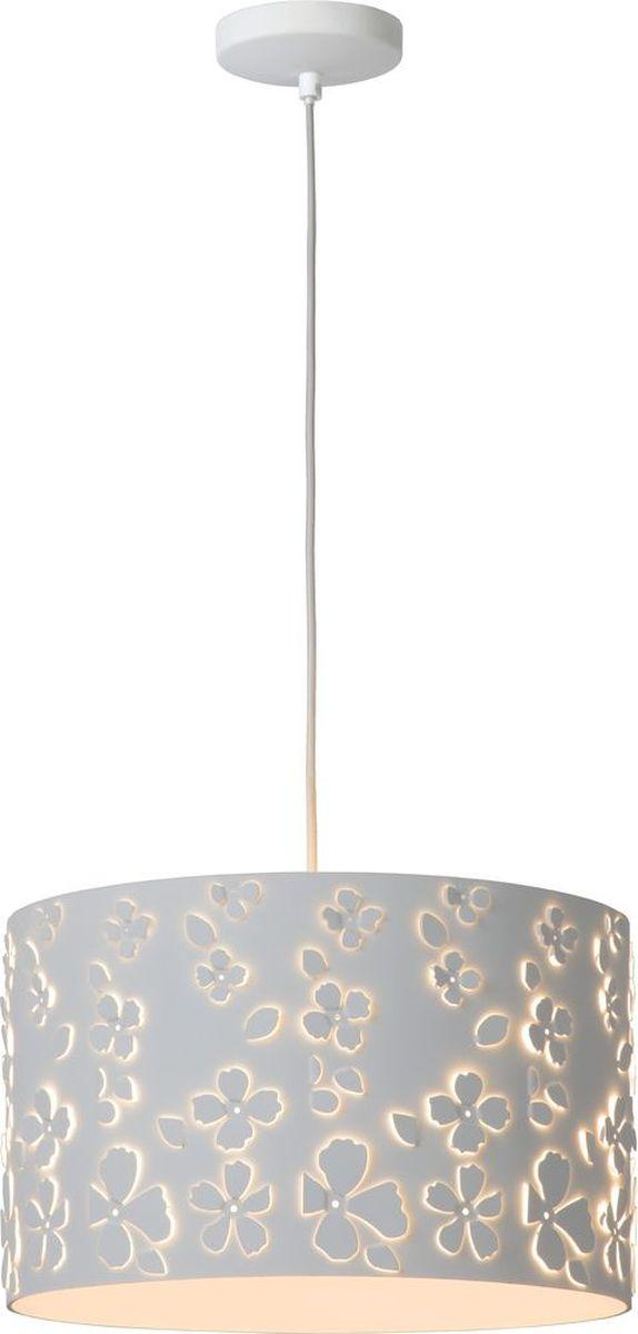 Светильник подвесной Lucide Marguerite, цвет: белый, E27, 40 Вт. 78372/38/3178372/38/31