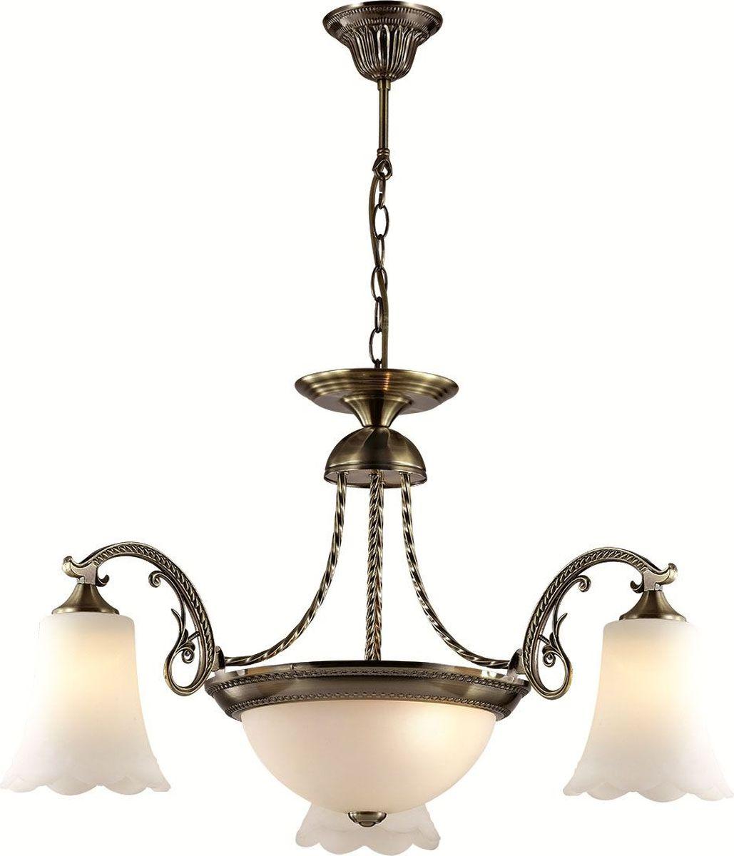Люстра подвесная Lumion Sonette, цвет: белый, E27, 60 Вт. 2985/5A2985/5A