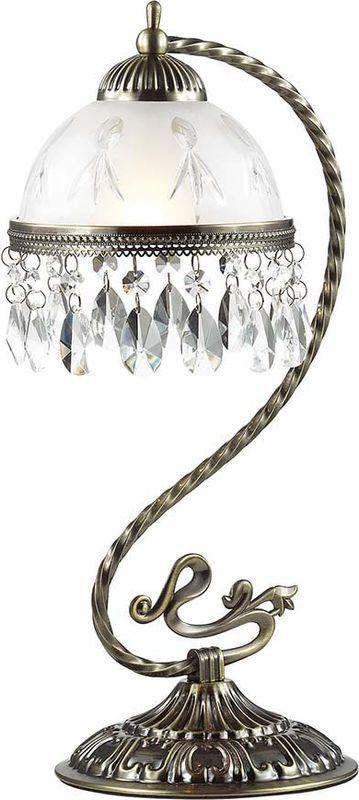 Лампа настольная Lumion Avifa, цвет: белый, E27, 60 Вт. 2989/1T2989/1T