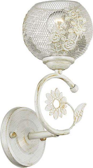 Бра Lumion Ivetta, цвет: белый, E14, 40 Вт. 3000/1W3000/1W
