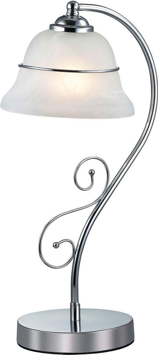 Лампа настольная Lumion Nevia, цвет: белый, E14, 40 Вт. 3021/1T3021/1T