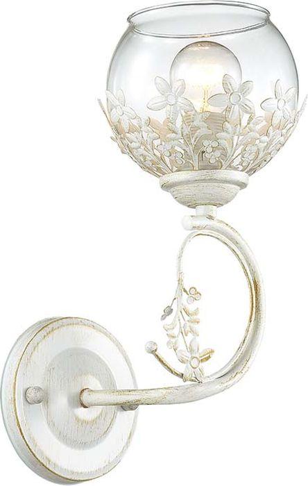 Бра Lumion Florana, цвет: прозрачный, E14, 40 Вт. 3041/1W3041/1W