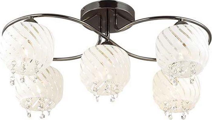 Люстра потолочная Lumion Grandina, цвет: белый, E14, 60 Вт. 3078/5C3078/5C