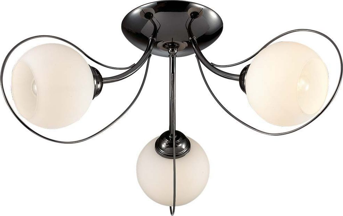 Люстра потолочная Lumion Aria, цвет: белый, E14, 40 Вт. 3083/3C3083/3C