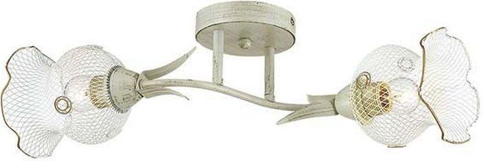 Люстра потолочная Lumion Rozetta White, цвет: белый, E27, 60 Вт. 3108/2C3108/2C