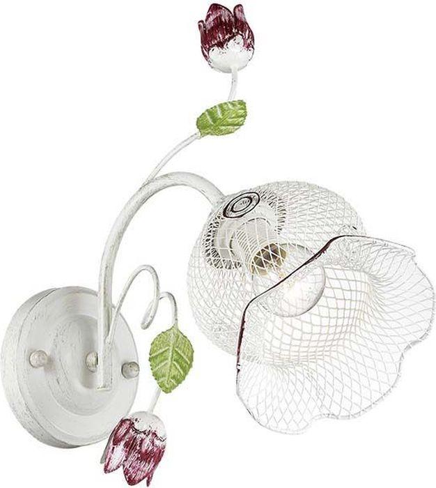 Бра Lumion Tulippa, цвет: белый, E14, 40 Вт. 3111/1W3111/1W