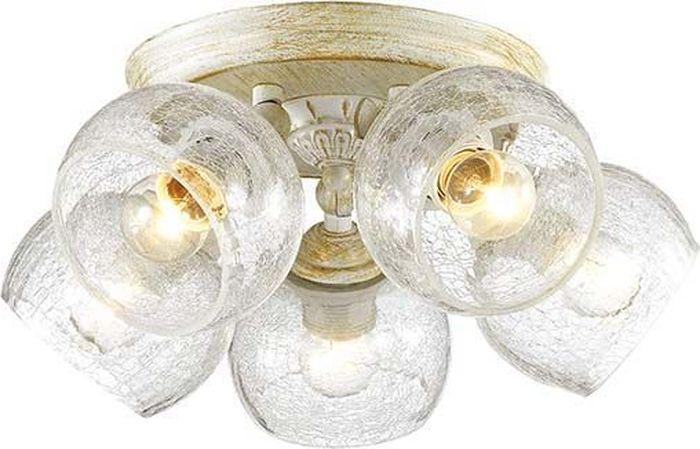 Спот Lumion Clodina White, цвет: прозрачный, E14, 40 Вт. 3116/5CA3116/5CA