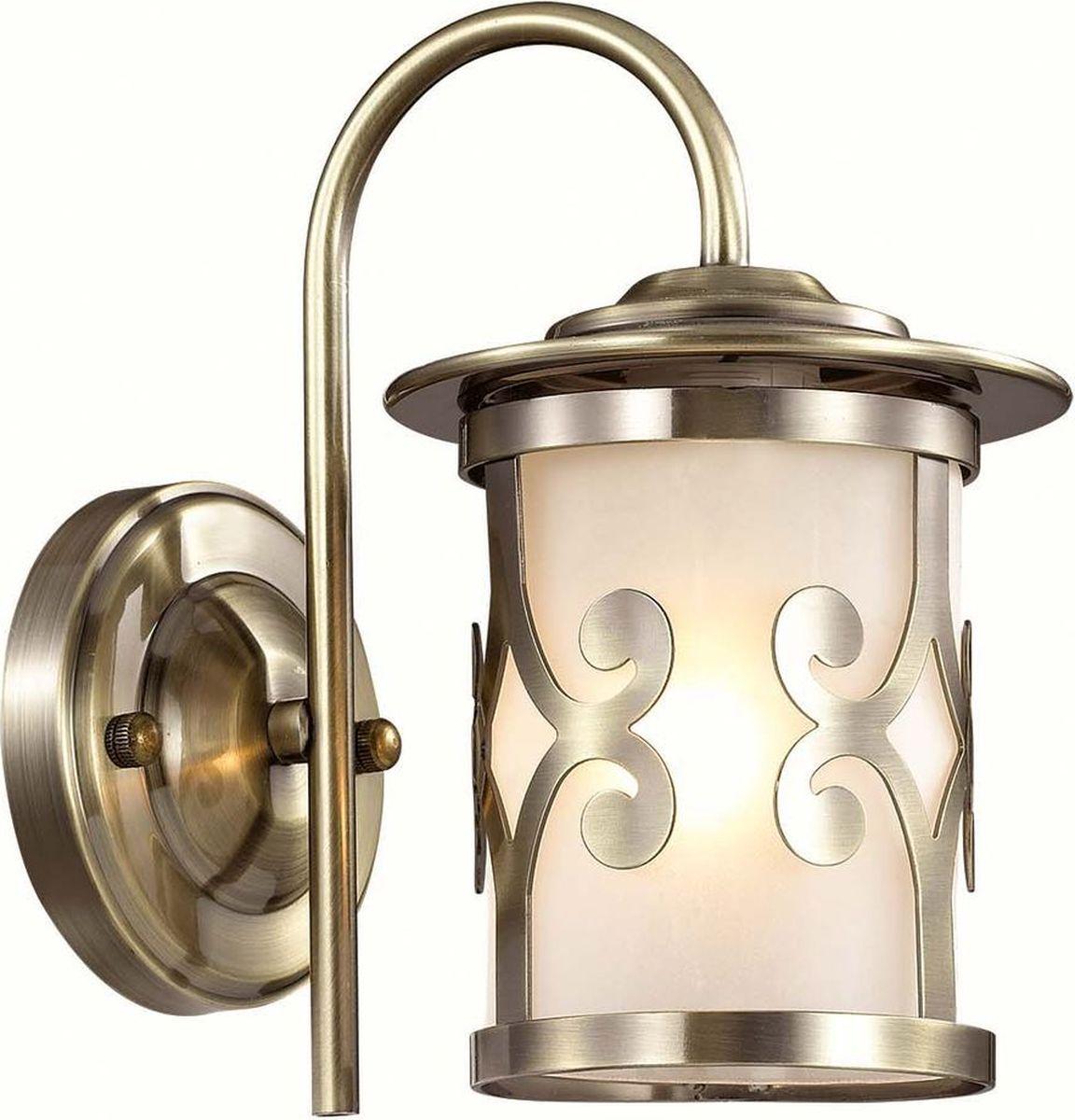 Бра Lumion Sekvana Bronze, цвет: белый, E27, 40 Вт. 3118/1W3118/1W