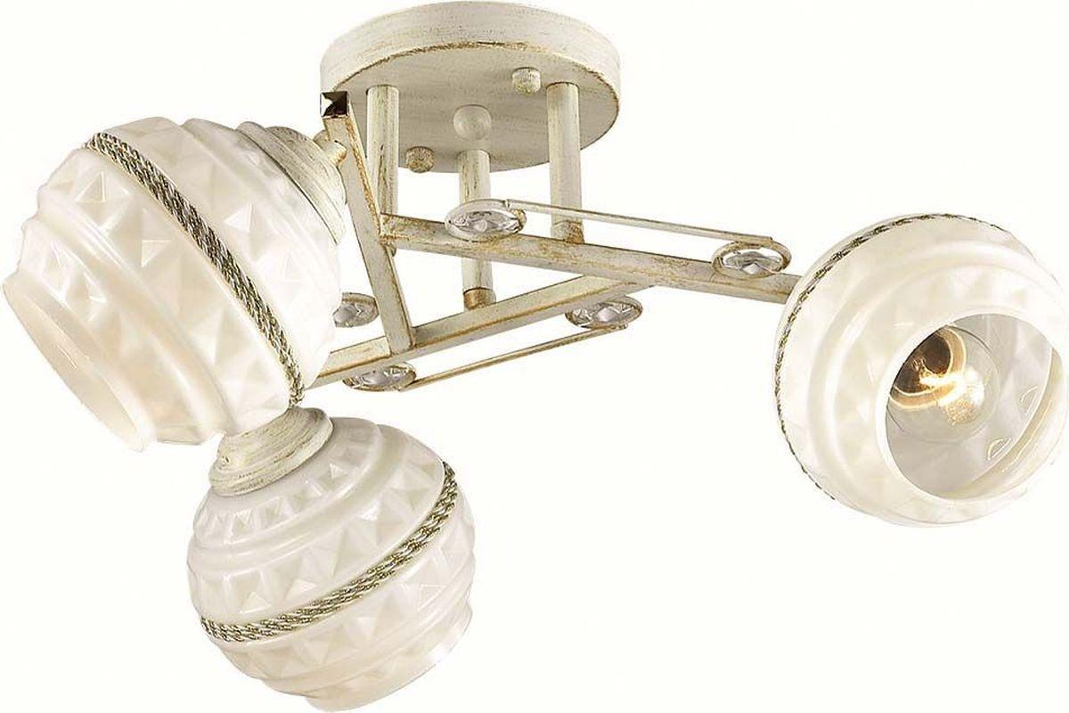 Люстра потолочная Lumion Tatina, цвет: бежевый, E14, 40 Вт. 3119/3C3119/3C