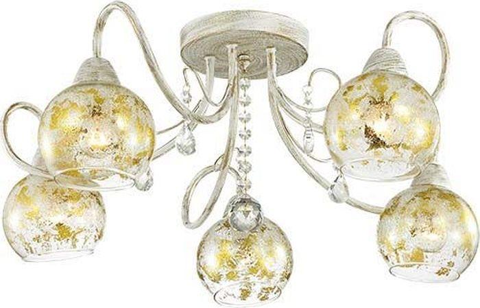Люстра потолочная Lumion Orianna, цвет: золото, E14, 40 Вт. 3123/5C3123/5C
