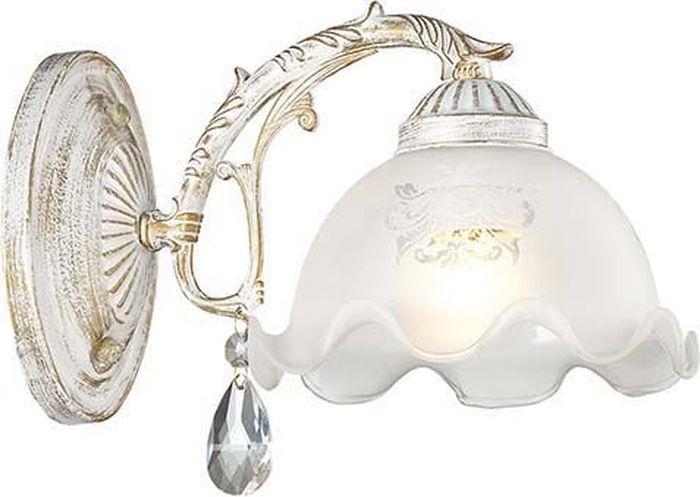 Бра Lumion Casetta, цвет: белый, E27, 60 Вт. 3126/1W