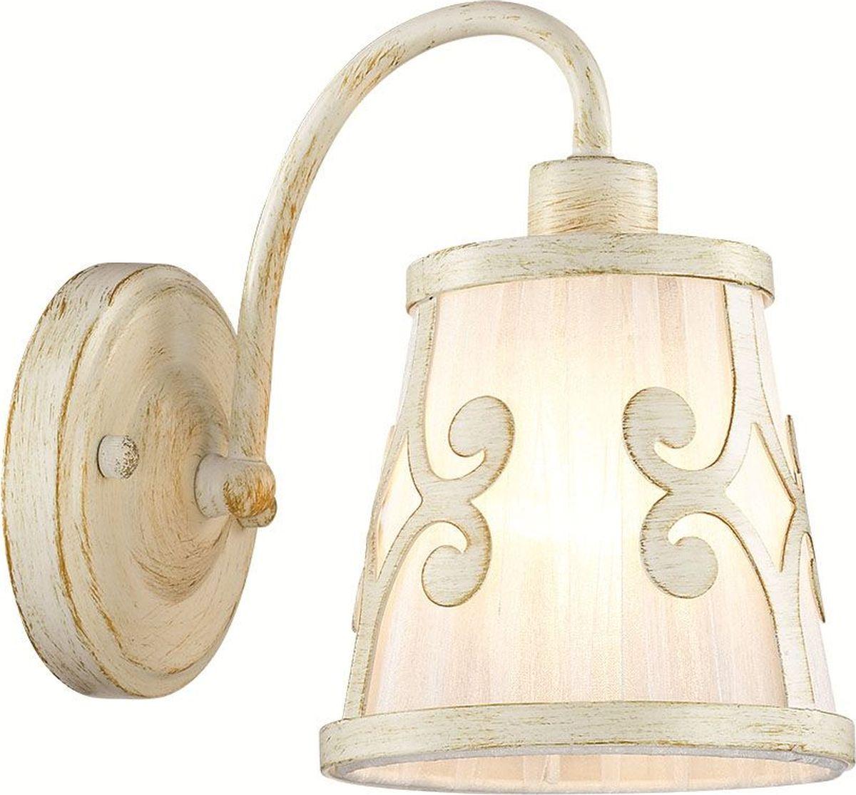 Бра Lumion Fetida White, цвет: белый, E14, 60 Вт. 3129/1W3129/1W