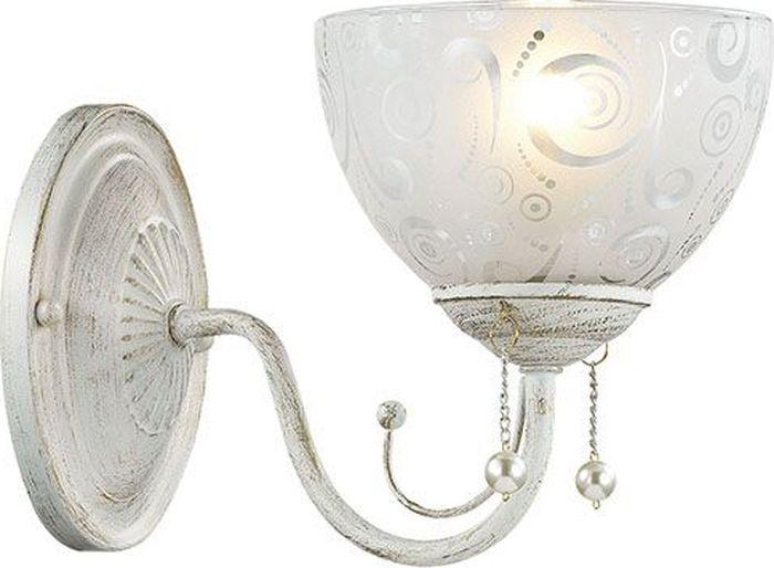 Бра Lumion Levante White, цвет: белый, E27, 60 Вт. 3131/1W3131/1W
