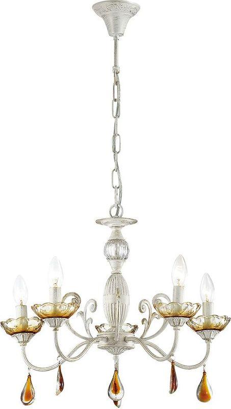 Люстра подвесная Lumion Amberra White, E14, 60 Вт. 3136/53136/5
