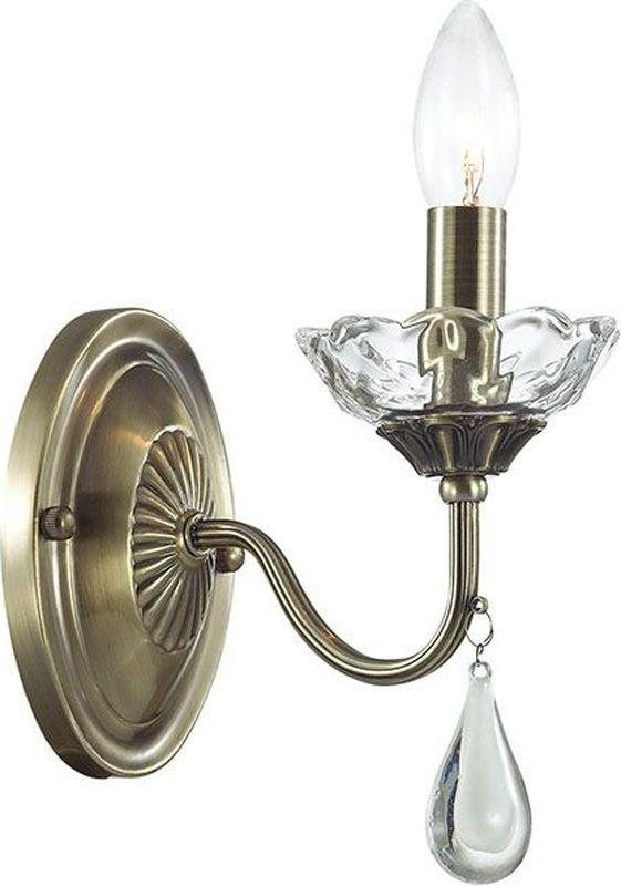 Бра Lumion Amberra Bronze, E14, 60 Вт. 3137/1W3137/1W