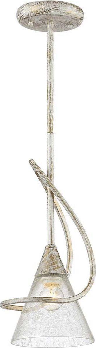 Светильник подвесной Lumion Bonita, цвет: прозрачный, E14, 40 Вт. 3144/13144/1