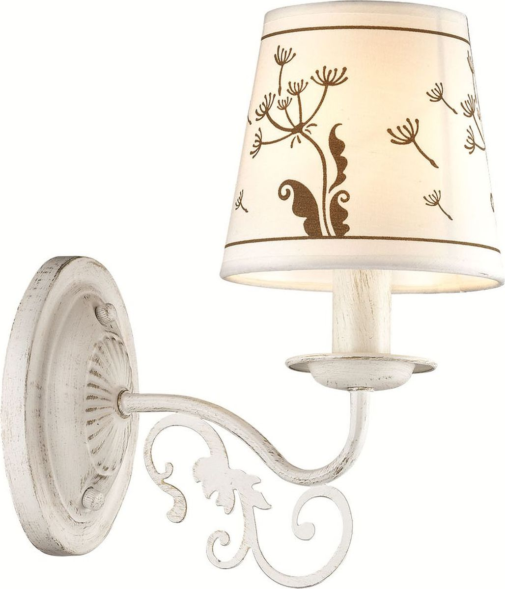 Бра Lumion Zinetta White, цвет: белый, E14, 40 Вт. 3205/1W3205/1W