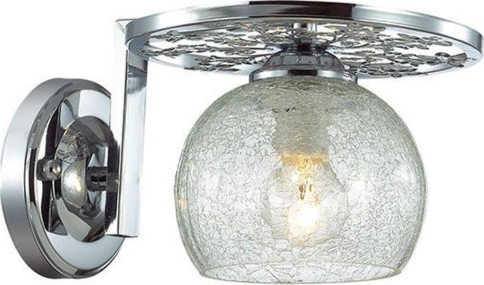 Бра Lumion Lunett Chrome, цвет: прозрачный, E14, 40 Вт. 3233/1W3233/1W