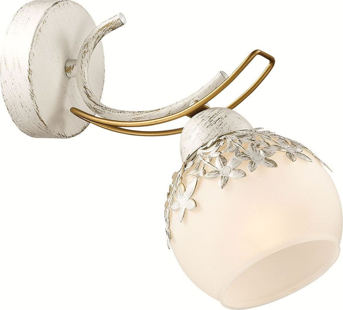 Бра Lumion Serisa, цвет: белый, E14, 60 Вт. 3247/1W