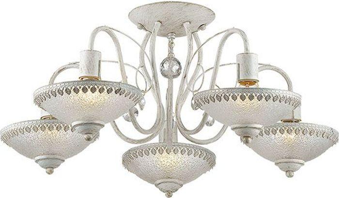 Люстра потолочная Lumion Honory, цвет: белый, E14, 60 Вт. 3255/5C3255/5C