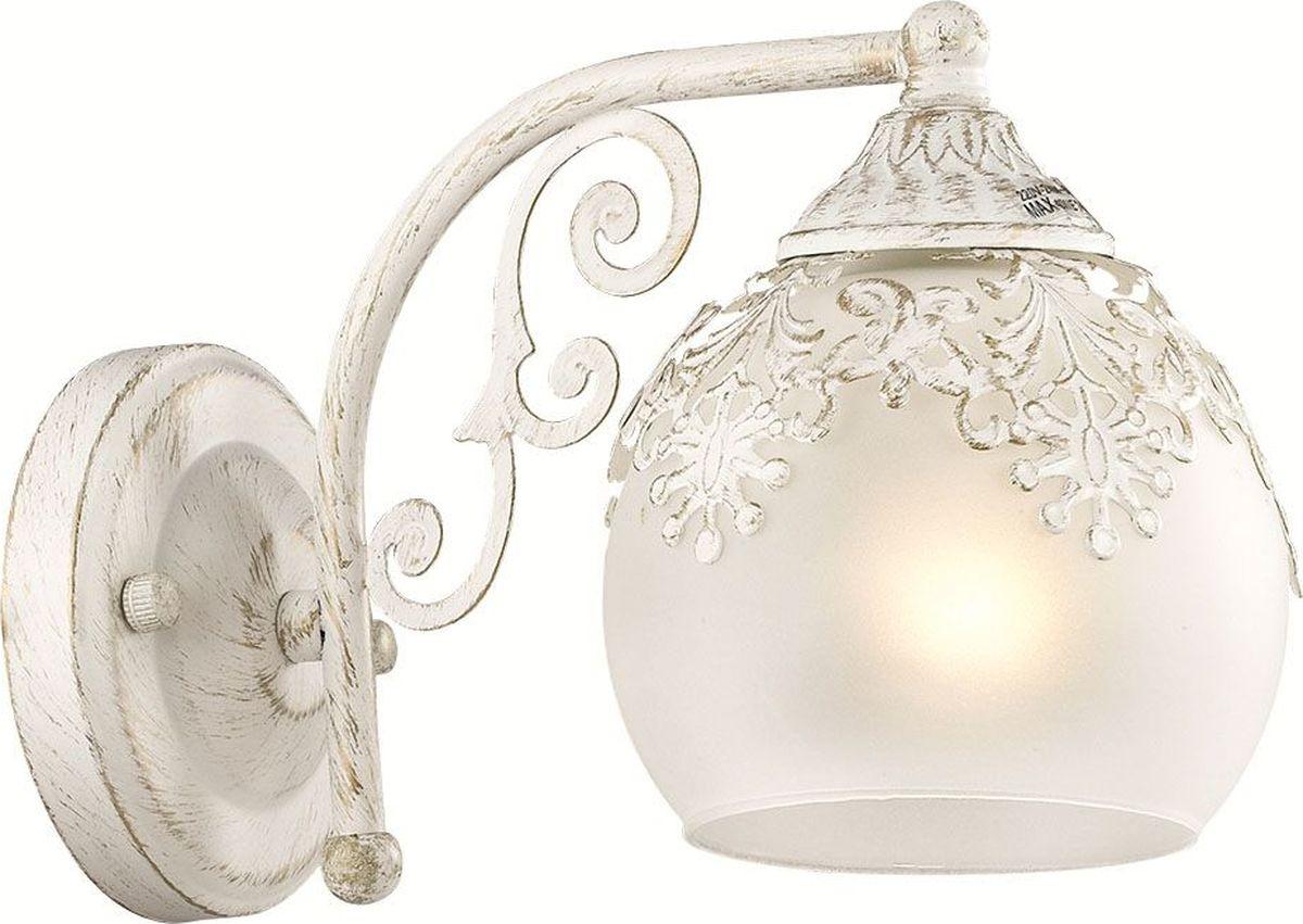 Бра Lumion Tinetta, цвет: белый, E14, 60 Вт. 3256/1W3256/1W