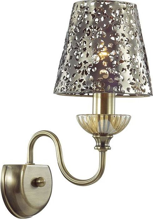 Бра Lumion Godelina Bronze, цвет: бронза, E14, 60 Вт. 3260/1W3260/1W