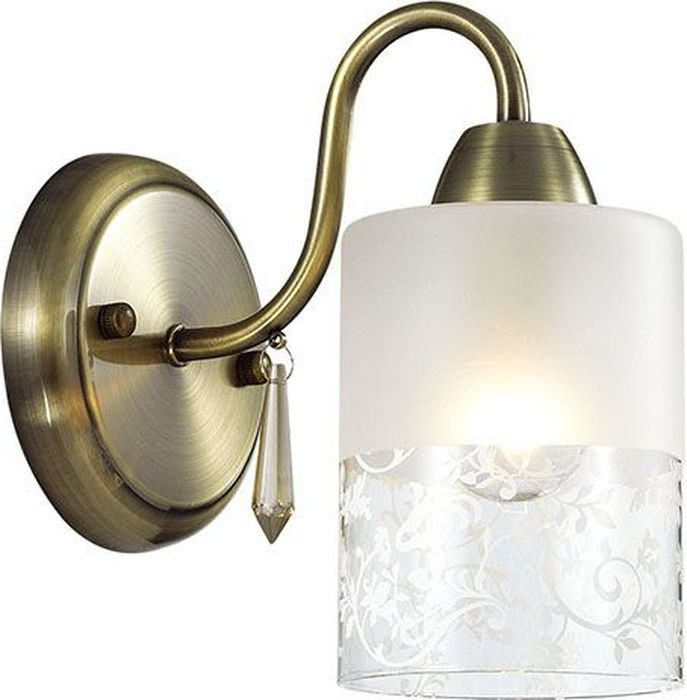 Бра Lumion Imani Bronze, цвет: белый, E14, 60 Вт. 3262/1W3262/1W