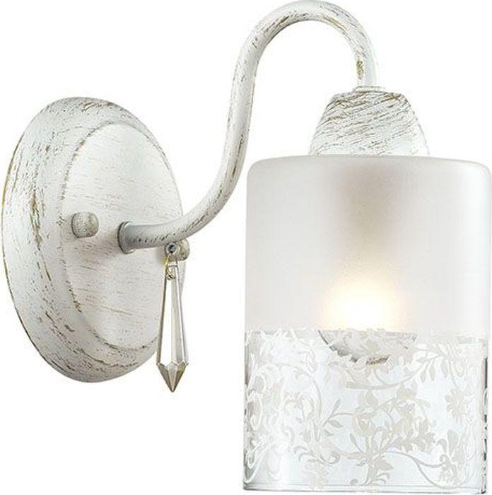 Бра Lumion Imani White, цвет: белый, E14, 60 Вт. 3263/1W3263/1W