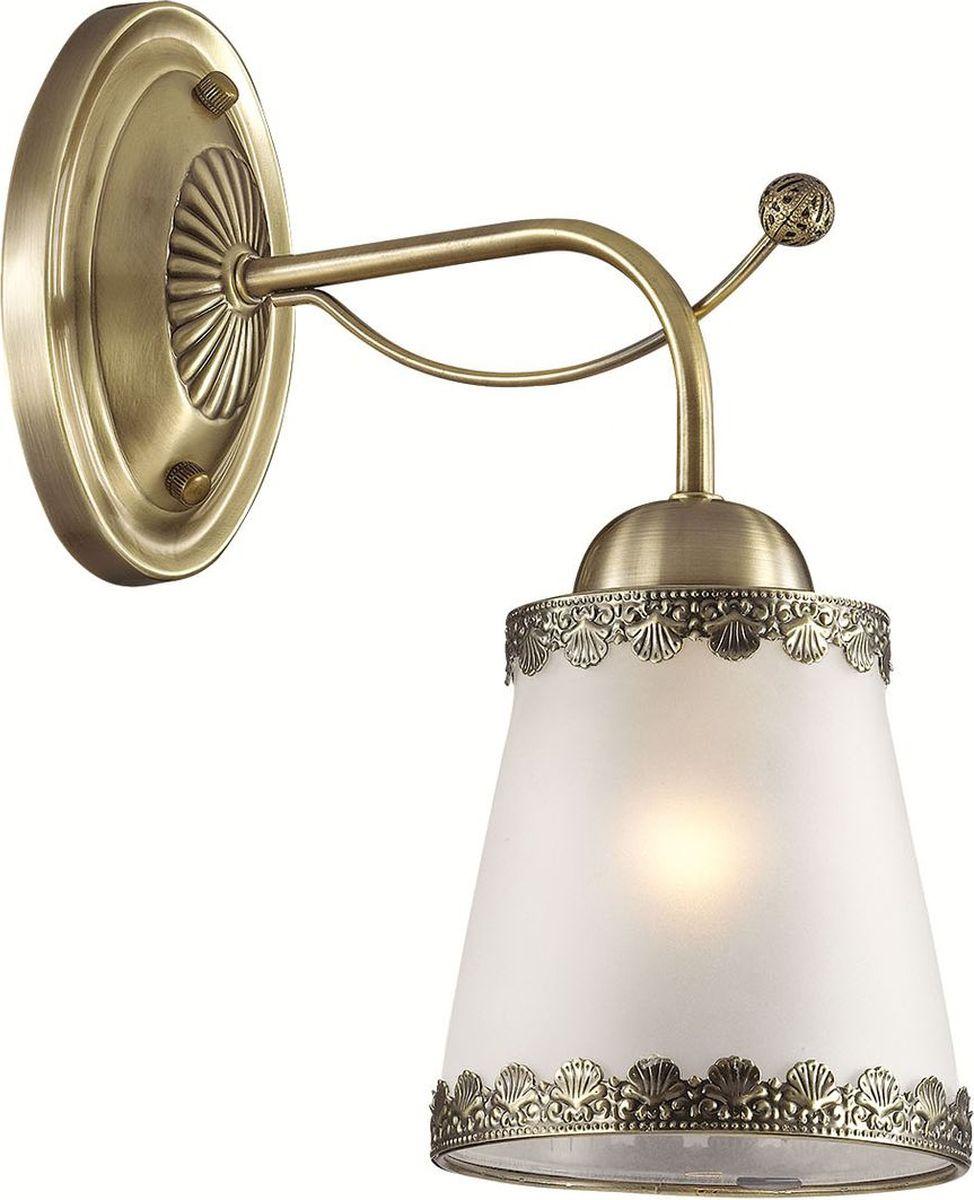 Бра Lumion Abbi Bronze, цвет: белый, E27, 60 Вт. 3266/1W3266/1W