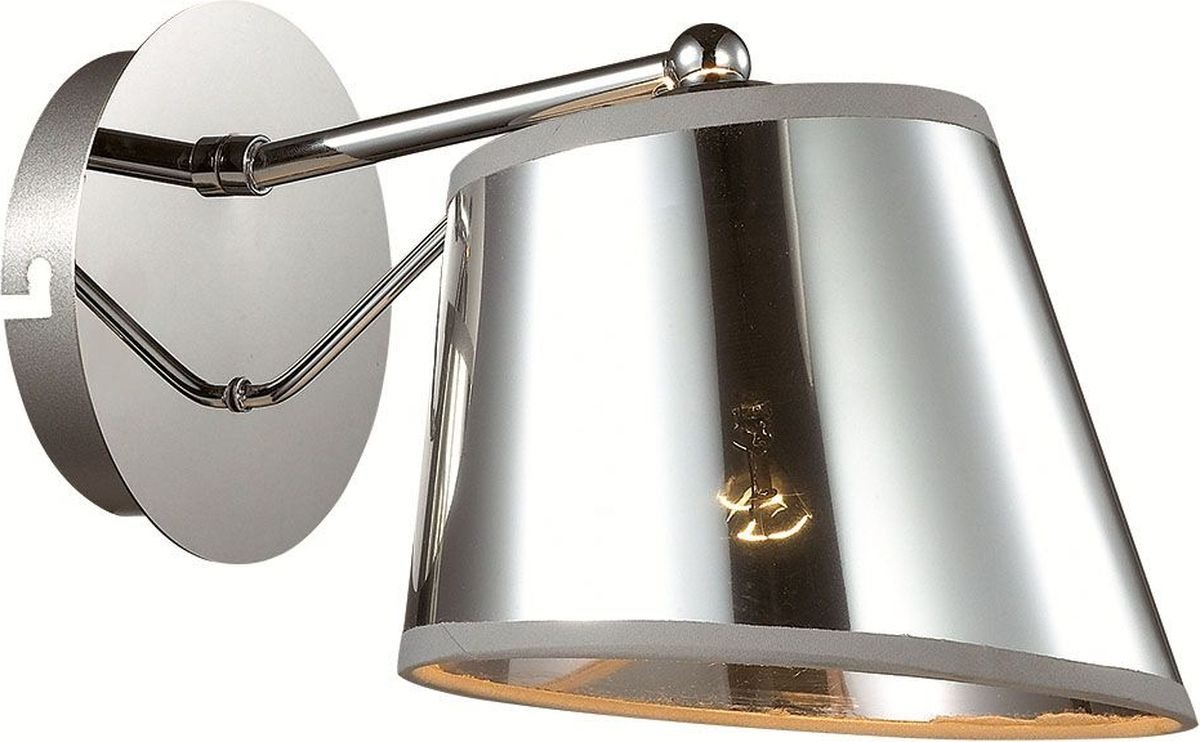 Бра Lumion Barensa Chrome, цвет: хром, E14, 40 Вт. 3281/1W3281/1W