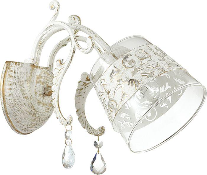 Бра Lumion Delfina, цвет: прозрачный, E14, 40 Вт. 3305/1W3305/1W