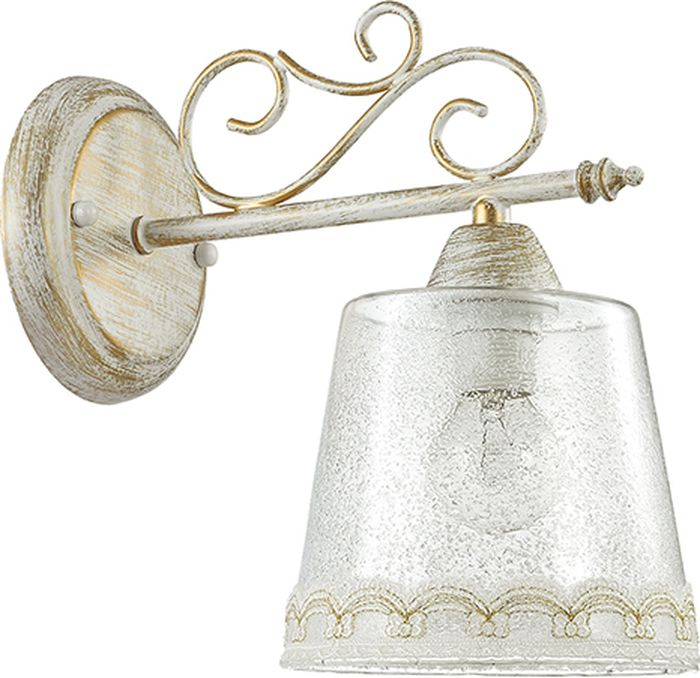 Бра Lumion Toinetta, цвет: белый, E14, 40 Вт. 3308/1W3308/1W