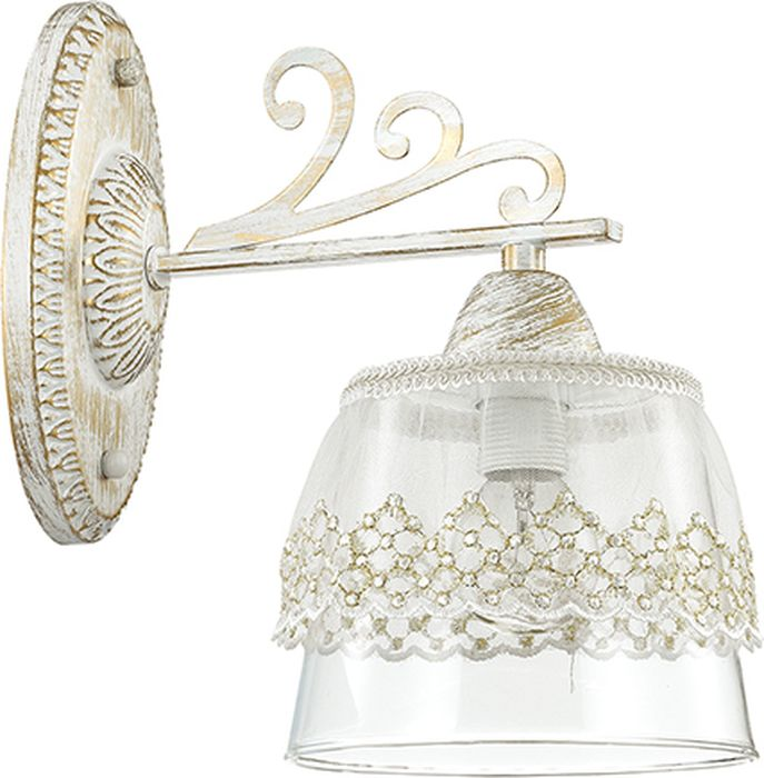 Бра Lumion Kapukaina, цвет: белый, E14, 40 Вт. 3310/1W3310/1W