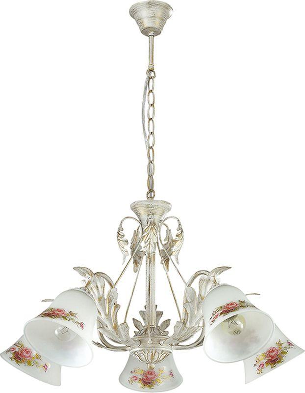Люстра подвесная Lumion Etienna, цвет: разноцветный, E14, 40 Вт. 3401/53401/5
