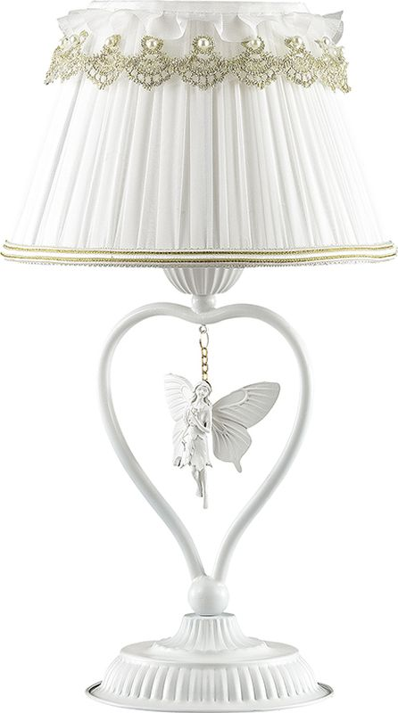 Лампа настольная Lumion Ponso, цвет: белый, E27, 40 Вт. 3408/1T3408/1T