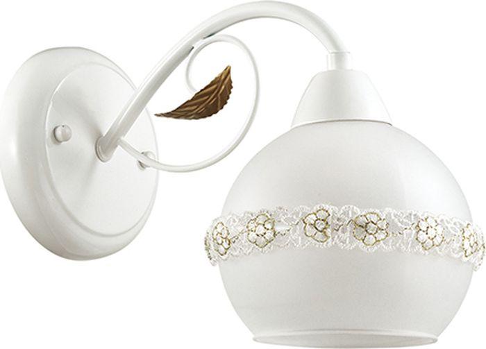 Бра Lumion Markella, цвет: белый, E14, 40 Вт. 3429/1W3429/1W