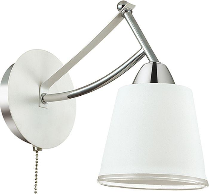 Бра Lumion Hadrinna, цвет: белый, E14, 60 Вт. 3449/1W3449/1W