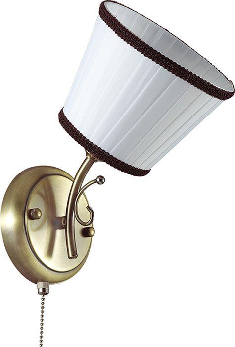 Бра Lumion Ulali, цвет: белый, E14, 60 Вт. 3451/1W3451/1W