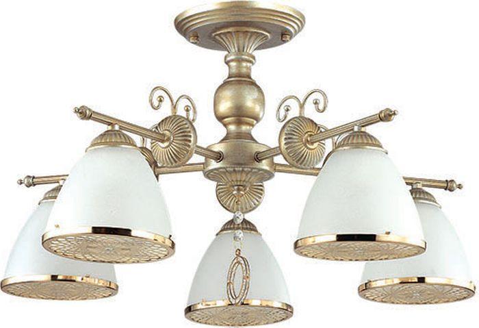 Люстра потолочная Lumion Gaspardo, цвет: белый, E14, 40 Вт. 3455/5C3455/5C