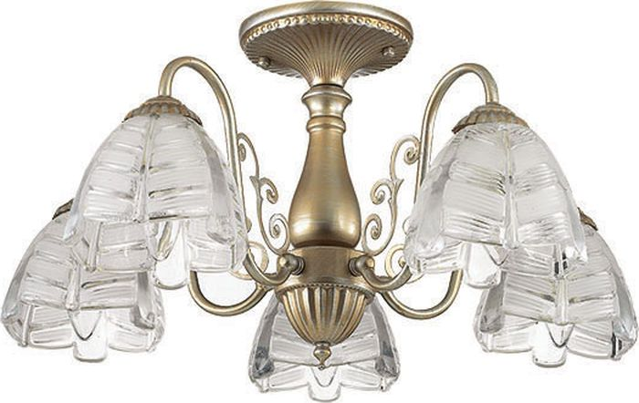 Люстра потолочная Lumion Jelis, цвет: белый, E14, 40 Вт. 3460/5C3460/5C