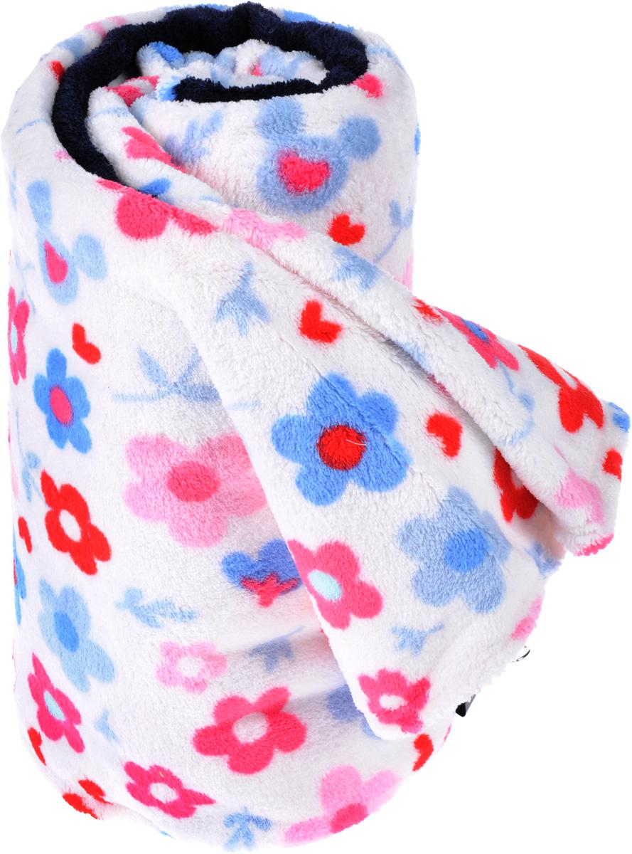 Плед махровый Disney Минни Маус, 150 х 200 см60612Нежный и теплый махровый плед Disney Минни Маус может послужить удобным покрывалом для детской кроватки или согревать малыша вместо одеяла. Выполненный из полиэстера с использованием безопасных гипоаллергенных красителей, плед не теряет формы и цвета после многочисленных стирок и не мнется. Яркий рисунок из известного мультфильма радует глаз и вызывает у ребенка положительные эмоции.