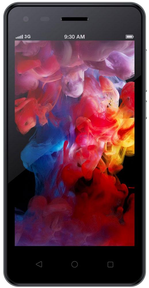 Ark Benefit S453, BlackBenefit S453 BlackArk Benefit S453 станет отличным приобретением для решения повседневных задач.Четырехъядерный процессор Spreadtrum SC7731C имеет тактовую частоту 1.2 ГГц. Разумное распределение мощностей и оптимизированная ОС Android 6.0 делают работу смартфона плавной и комфортной. Смартфон быстро обрабатывает пользовательские запросы и обеспечивает оперативный отклик на прикосновения и быструю работу интерфейса.На ярком дисплее 4,5 удобно работать в интернете и просматривать фото, а батарея обеспечивает до пяти часов беспрерывного общения.Поддержка работа в 3G сетях даёт возможность мгновенно загружать веб-страницы, общаться в социальных сетях и непрерывно поддерживать связь с родными и близкими.В смартфоне традиционно присутствуют слот для двух SIM-карт. Кроме того, Ark Benefit S453 оснащён модулем навигации GPS, который увеличивает точность определения местоположения, что поможет сориентировать в незнакомой местности.За хранение контента в Ark Benefit S453 отвечает встроенная Flash-память объёмом 4 ГБ, которую при необходимости можно расширить картой памяти ёмкостью до 32 ГБ.Телефон сертифицирован EAC и имеет русифицированный интерфейс меню и Руководство пользователя.