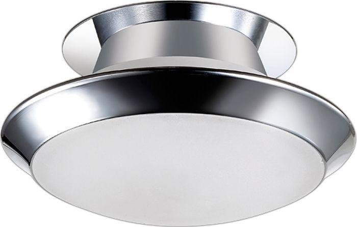 Светильник встраиваемый Novotech Calura, цвет: белый, LED, 9 Вт. 357152357152