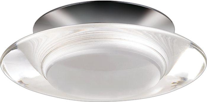 Светильник встраиваемый Novotech Calura, цвет: белый, LED, 3 Вт. 357153357153