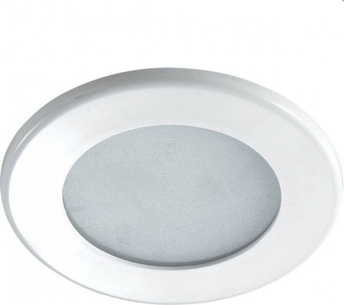 Светильник встраиваемый Novotech Luna, цвет: белый, LED, 1,4 Вт. 357164357164