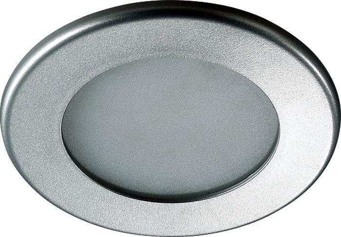 Светильник встраиваемый Novotech Luna, цвет: белый, LED, 1,4 Вт. 357166357166