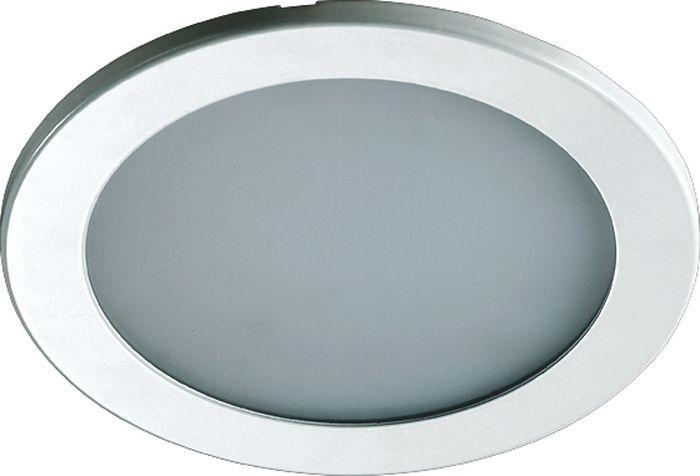 Светильник встраиваемый Novotech Luna, цвет: белый, LED, 2,4 Вт. 357172357172
